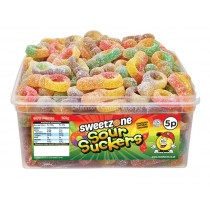 Sour Suckers (Sweetzone) 120 Count