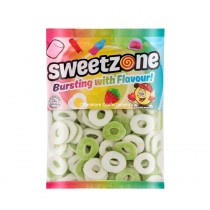 Sour Apple Rings (Sweetzone) 1kg