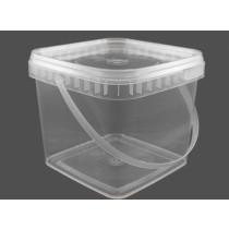 Square Bucket Tub 1L