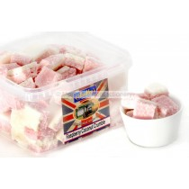 RASPBERRY COCONUT ICE CRUMBLE (STOCKLEYS) 2KG