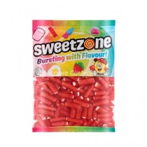 Mini Strawberry Pencils (Sweetzone) 1kg Bag