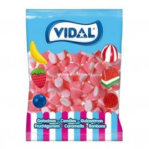 Strawberry Sugared Kisses (Vidal) 1.5kg