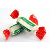 SUGAR FREE SPEARMINT CHEWS (STOCKLEYS) 2KG