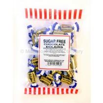 SUGAR FREE CHOCOLATE ECLAIRS (MONMORE) 125g