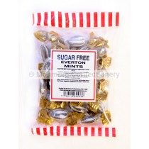 SUGAR FREE EVERTON MINTS (MONMORE) 110g