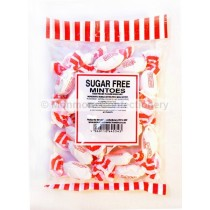 SUGAR FREE MINTOES (MONMORE) 125g