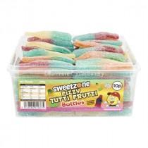 Fizzy Tutti Frutti Bottles (Sweetzone) 60 Count