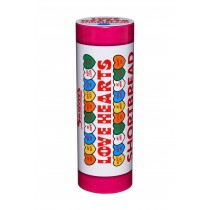 LOVE HEARTS SHORTBREAD BISCUITS GIFT TIN (SWIZZELS) 150G
