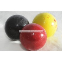 MEDIUM USA COLOURED GOBSTOPPERS (WALKERS CHOCOLATES) 3KG