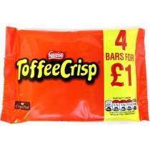 Toffee Crisp 14x4 Pack