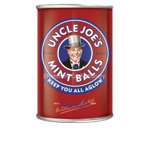 uncle joes mint balls tin 120g
