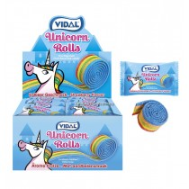 Unicorn Rolls (Vidal) 24 Count