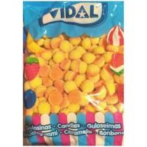 Fizzy Caramel Kisses (Vidal) 1.5kg