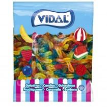 Sour Worms (Vidal) 1.5kg