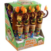 Wacky Monkeys (Bip) 12 Count