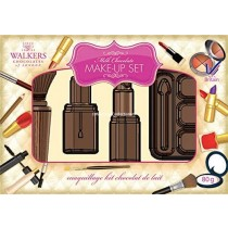 Milk Chocolate Make-Up Set Gift Box (Walkers Chocolates) 80g
