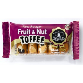 FRUIT & NUT TOFFEE TRAY PACK (WALKERS NONSUCH) 10 COUNT