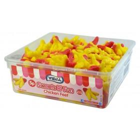 CHICKEN FEET (VIDAL) 120 COUNT