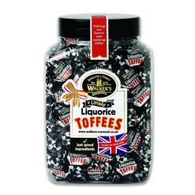 Liquorice toffee (Walkers Nonsuch) 1.25kg