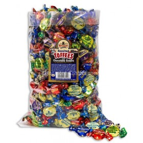 ASSORTED TOFFEES & ECLAIRS (WALKERS NONSUCH) 2.5KG