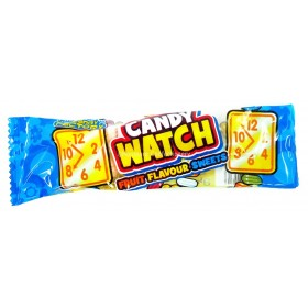 Wrapped Candy Watches 17g (Crazy Candy Factory) 30 Count
