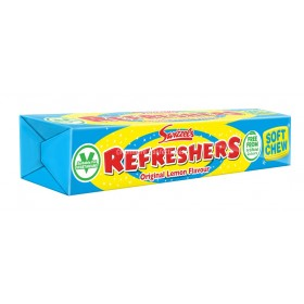 REFRESHER STICK 43g PACKS (SWIZZELS) 36 COUNT