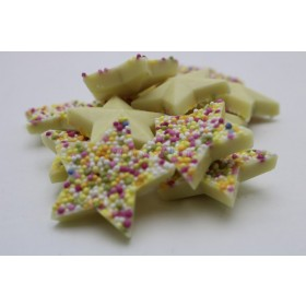WHITE CHOCOLATE FLAVOUR STARZ (ALMA) 120 COUNT
