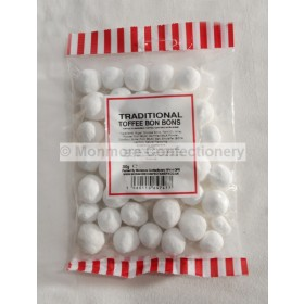 TOFFEE CENTRED TOFFEE BON BONS (MONMORE) 200G