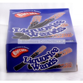 LIQUORICE WANDS (BARRATT) 75 COUNT