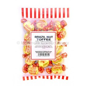 NUTTY BRAZIL TOFFEES (MONMORE)  140g