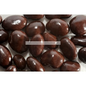 DARK CHOCOLATE COATED RAISINS (CAROL ANNE) 3KG