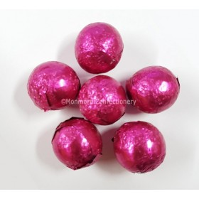 Chocolate flavour cerise balls (Kinnerton)