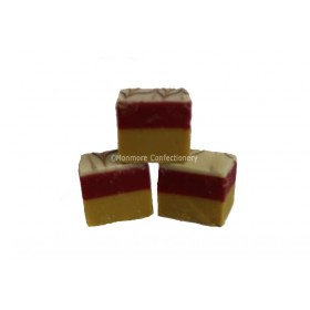 Cherry Bakewell Fudge (Fudge Factory) 2kg