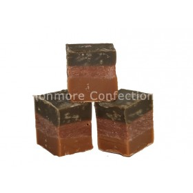 Chocolate Brownie Fudge & Nougat (FUDGE FACTORY) 2kg