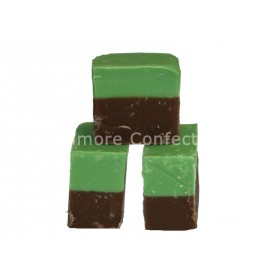 CHOCOLATE & MINT FUDGE (FUDGE FACTORY) 2KG