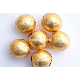Chocolate Flavour Gold Balls (Kinnerton) 3KG