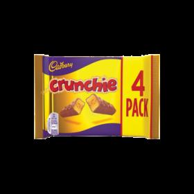 Cadbury's Crunchie 10 x 4 Bar Multipack