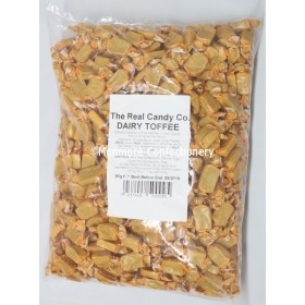 Dairy Toffee (Candy Co) 3kg