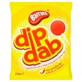 DIP DABS 23g (BARRATT) 50 COUNT