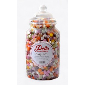DOLLY MIXTURES JAR (PELLS) 2.25KG