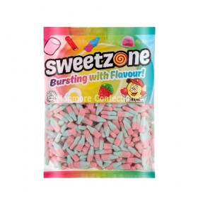 Fizzy Bubblegum Bottles (Sweetzone) 1kg Bag