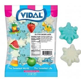 Glitter Snowflakes (Vidal) 1kg