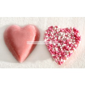 PINK HEARTS (ALMA) 120 COUNT