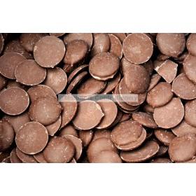 CHOCOLATE FLAVOUR BUTTONS (HANNAH`S) 3KG