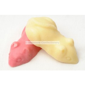 Hannah's Pink & White Mice 3kg