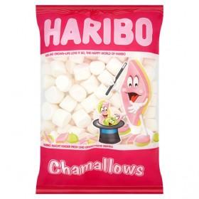 LARGE WHITE MALLOWS (HARIBO) 1KG