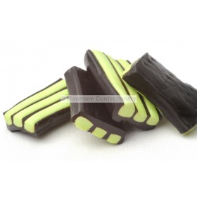 APPLE LIQUORICE STRIPES (MAKU LAKU) 2KG