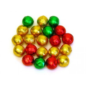 Milk Chocolate Christmas Balls Mix (Kinnerton) 3kg