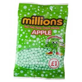 APPLE FLAVOUR BAGS (MILLIONS) 12 COUNT