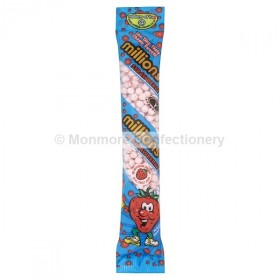 STRAWBERRY FLAVOUR TUBES (MILLIONS) 12 COUNT